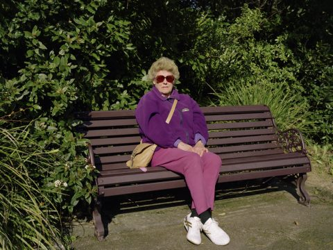 Jonathan Cherry - The Shot I Never Forgot - Purple Fleece, Falmouth, 2009